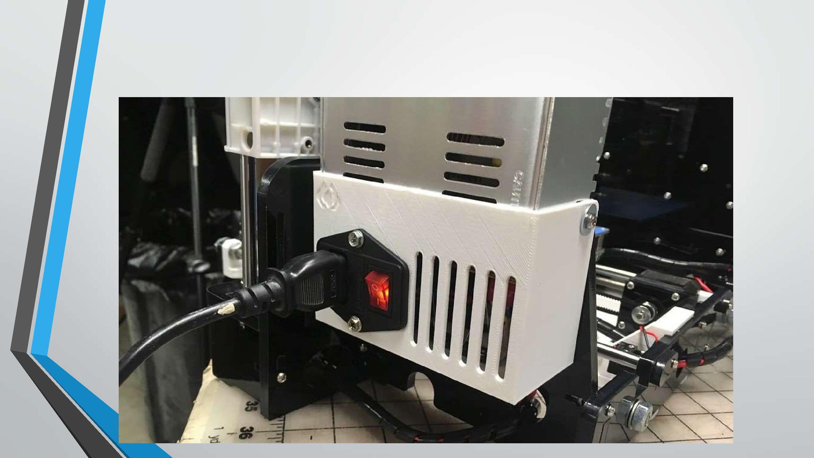 3D printer power supply