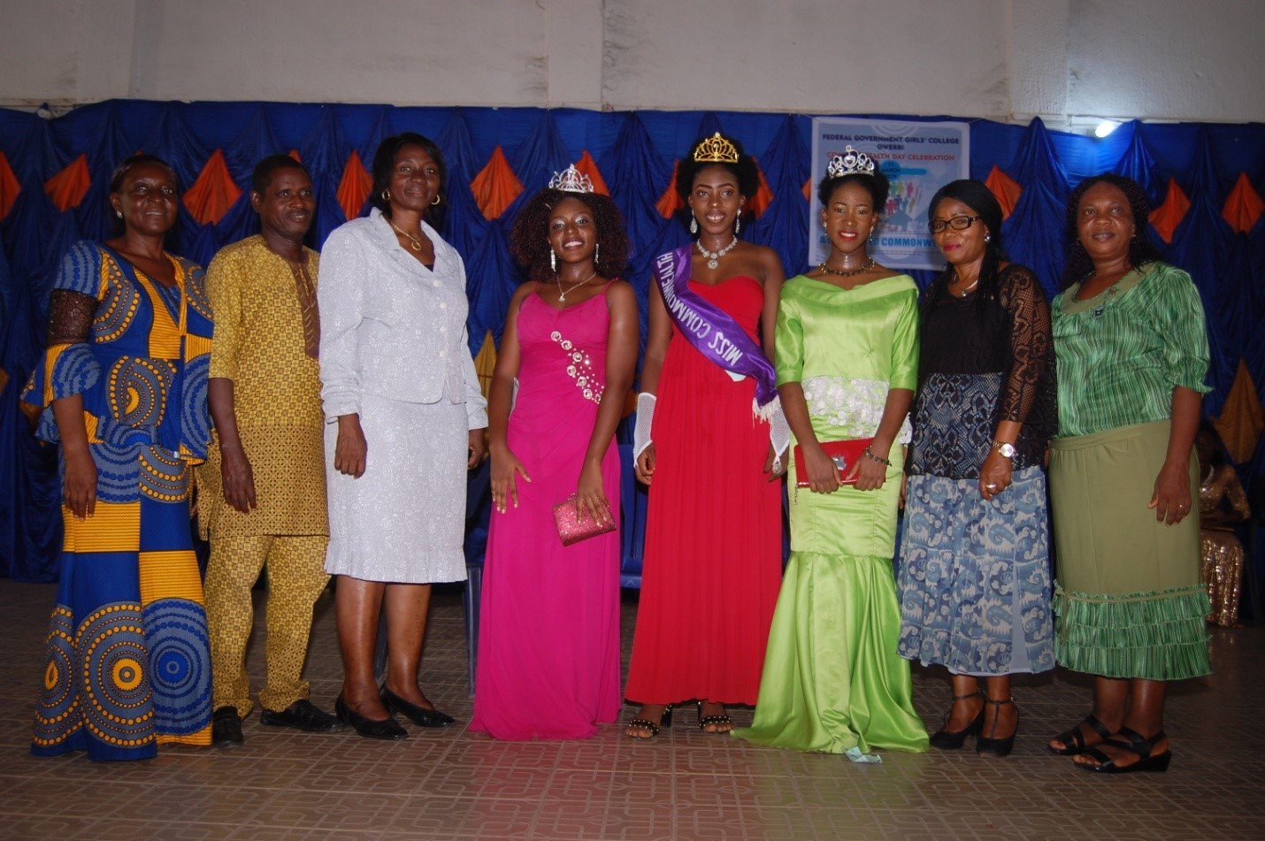 Check Out Beautiful Pictures From Commonwealth Day At Fggc Owerri Nigerian Educational Blog Online Learning Nigeria
