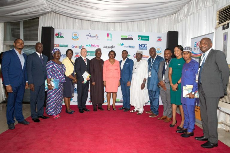 African Edutech conference organized by Edufirst.ng and NBCC