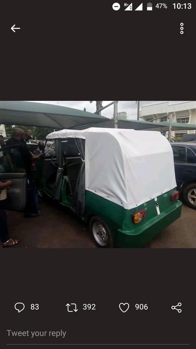 UNN makes electric car