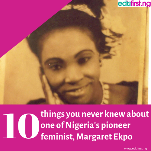 10 things you never knew about Margaret Ekpo