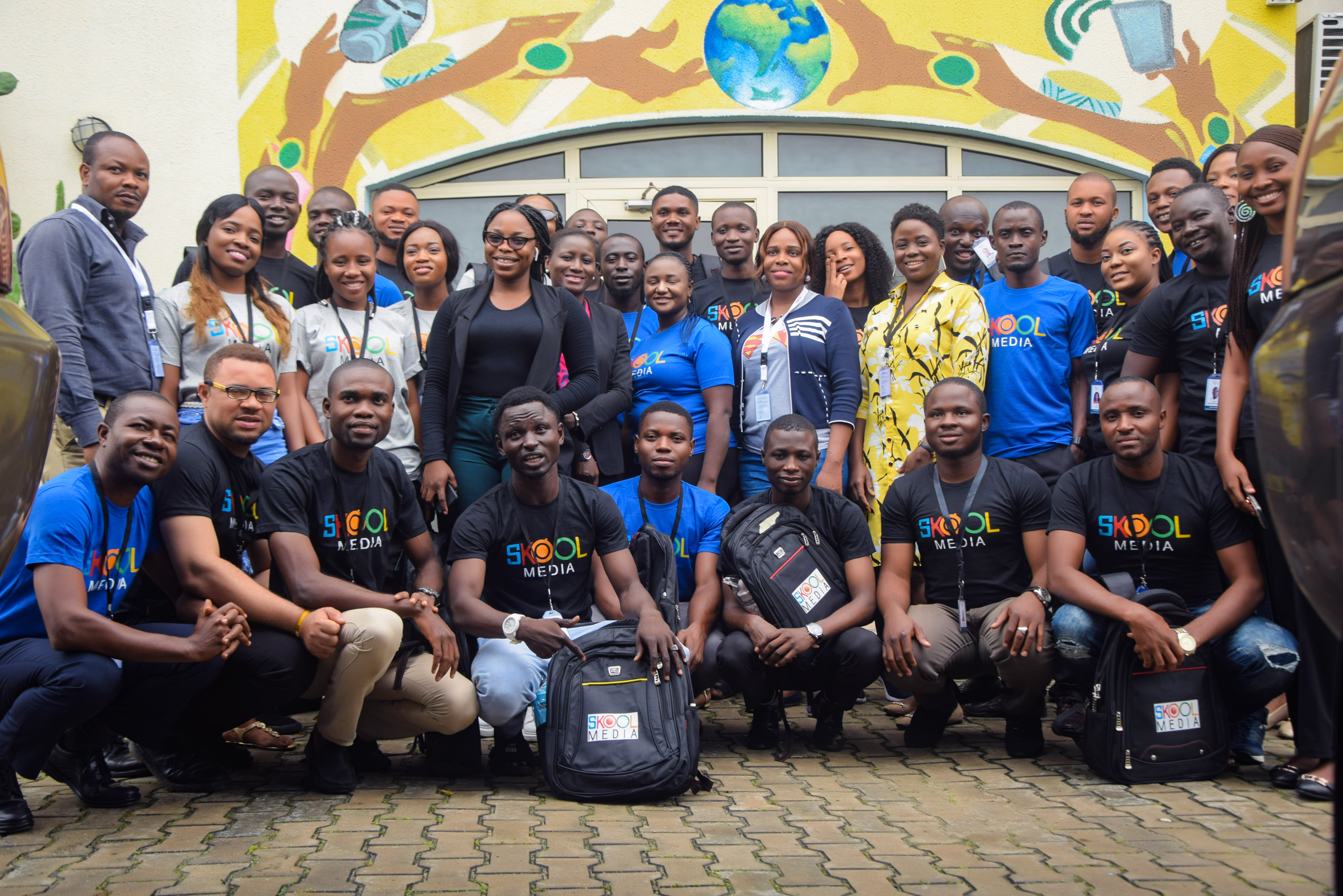 Techaholics 2019: Skool Media organizes 3-days training for its new staff