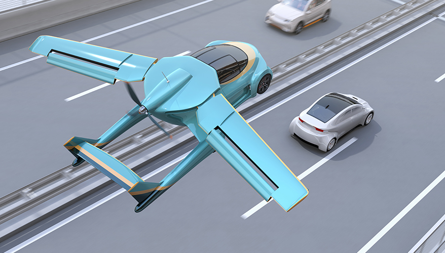 Article: Future of Transport, Flying cars and Aerial ride sharing – Diamandis